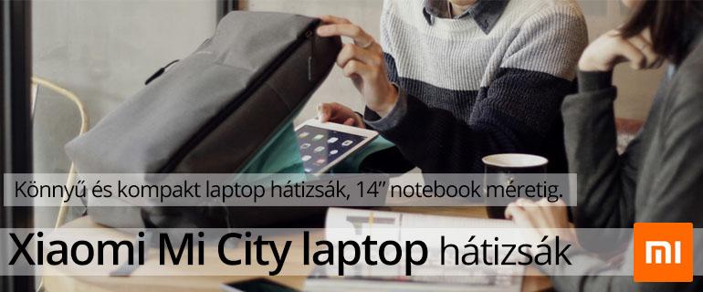 Xiaomi Mi City laptop hátizsák