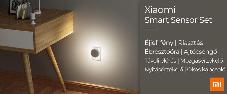 Xiaomi Smart Sensor Set Mi okosotthon kezdő szett