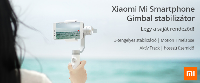 Xiaomi Mi Smartphone Gimbal stabilizátor