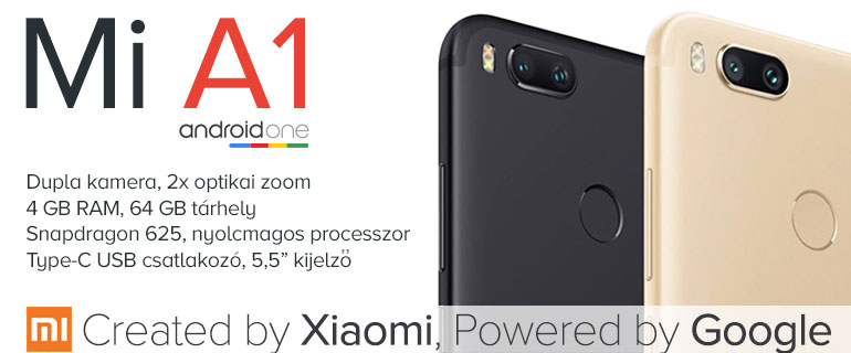 Xiaomi Mi A1 (EU) 4/64