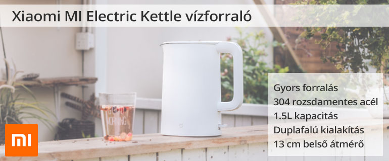Xiaomi MI Electric Kettle vízforraló
