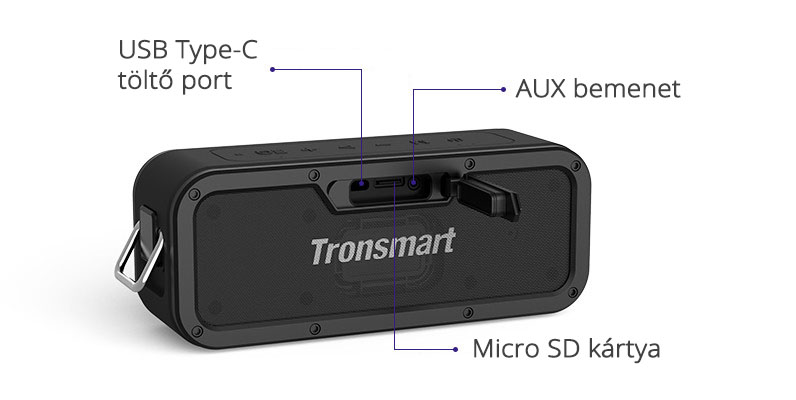 tronsmart element force soundpulse t17