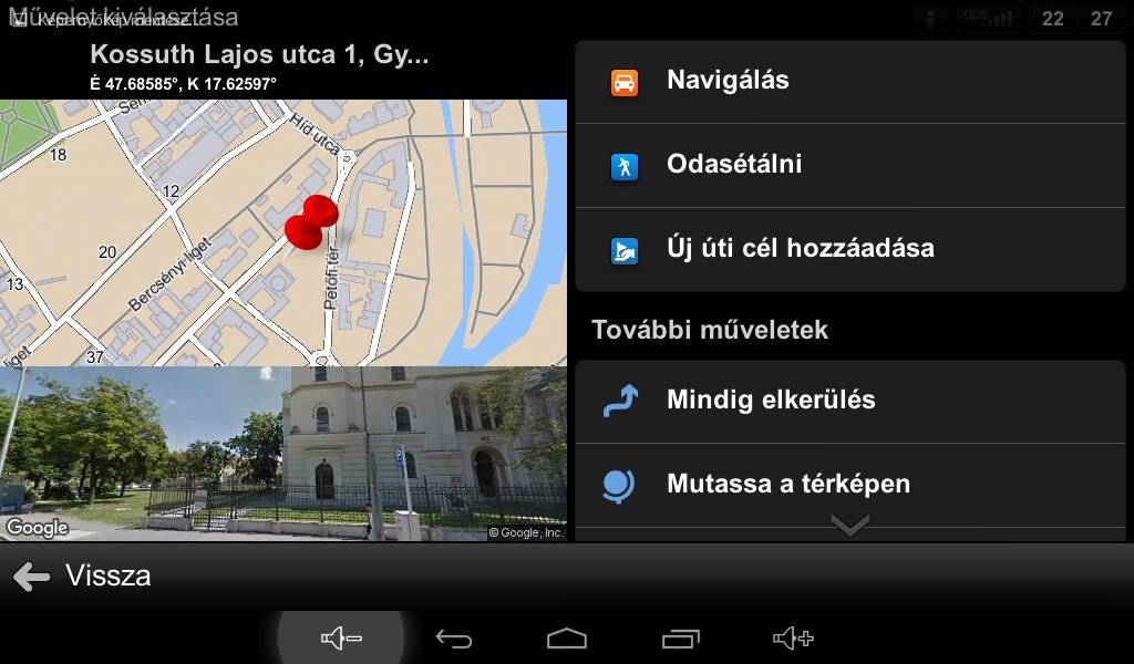 wayteq x995 max android gps box sygic truck t05