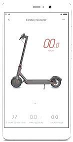 mi 365 elektromos roller t18