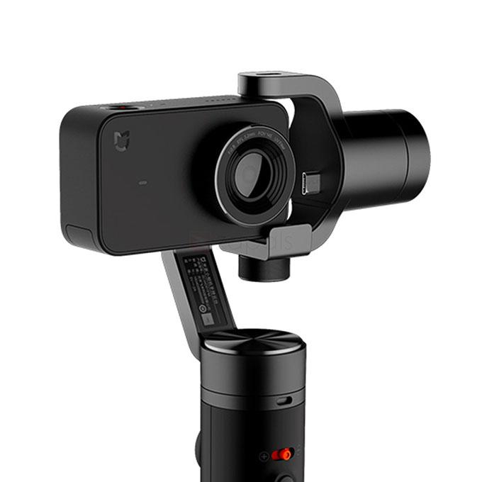 mi 4k akciokamera stabilizator gimbal t04