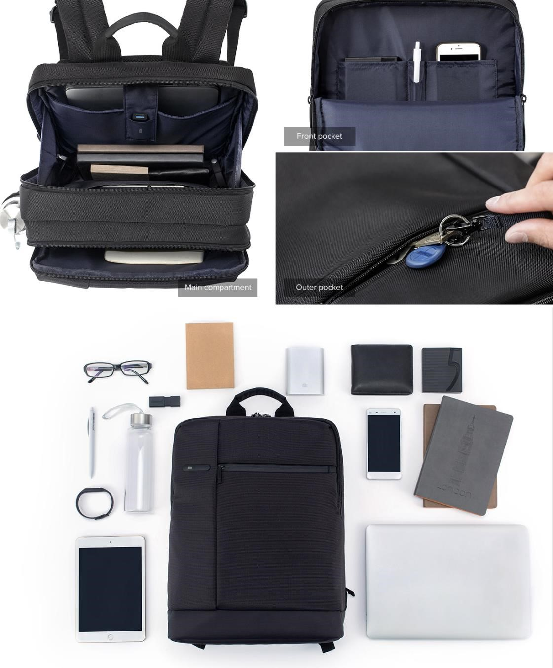 xiaomi mi business backpack t05