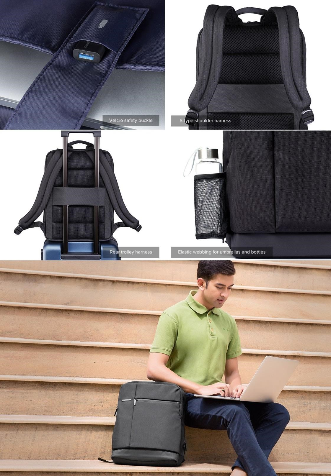 xiaomi mi business backpack t10