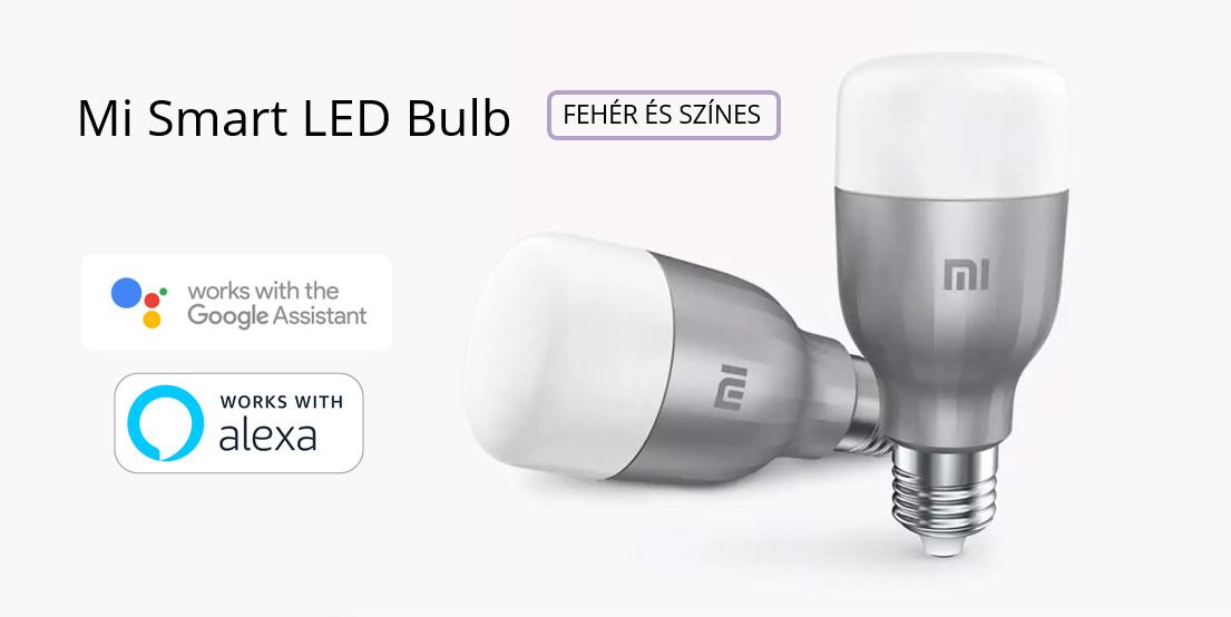xiaomi mi led smart bulb rgbw okosizzo t01
