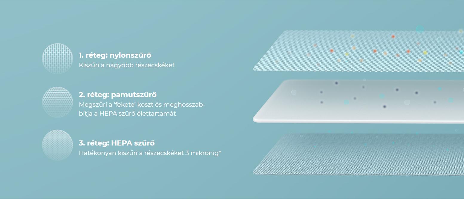 Xiaomi Mi Robot Vacuum Mop Essential robotporszívó