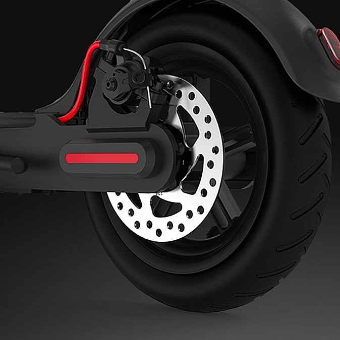 Xiaomi Mi Electric Scooter Pro elektromos roller