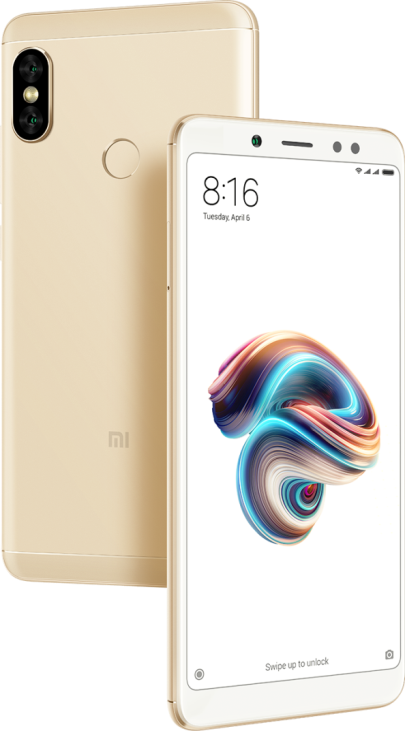 xiaomi redmi note 5 464 t16