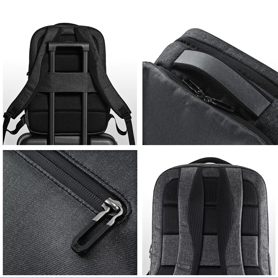 xiaomi mi 26 l travel business backpack notebook t4