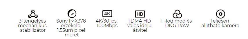 xiaomi fimi x8 se dron 4k kamera gimbal nt2
