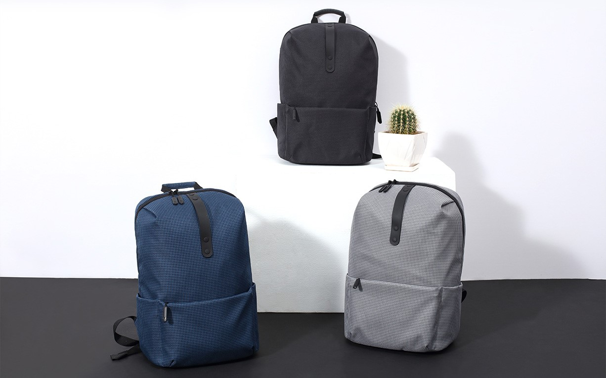 xiaomi mi casual backpack hatizsak t01