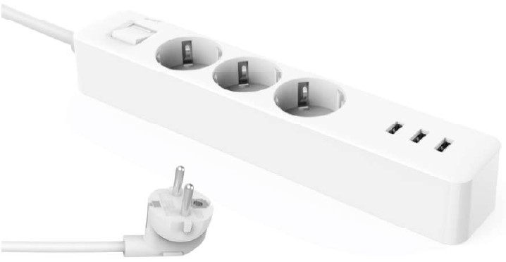 xiaomi mi power strip t02
