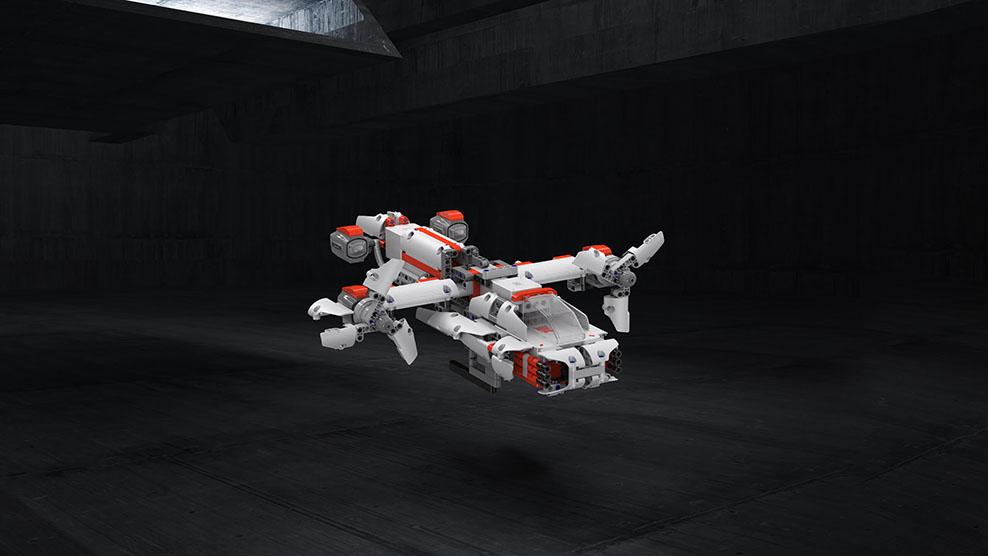 xiaomi mi robot builder t15