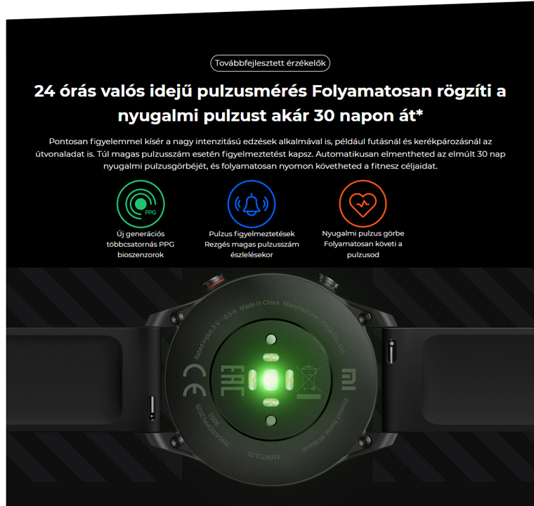 Xiaomi Mi Watch okosóra