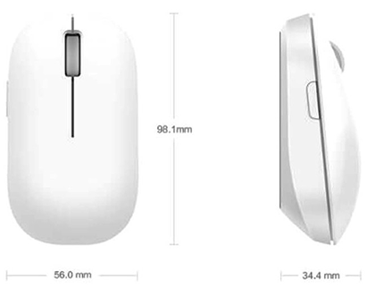 xiaomi mi wireless mouse t14 spec