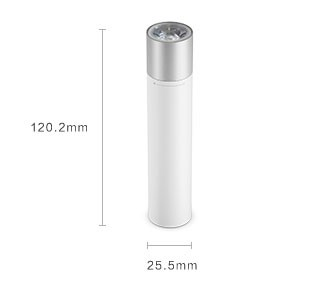 xiaomi power bank flashlight zseblampa t11