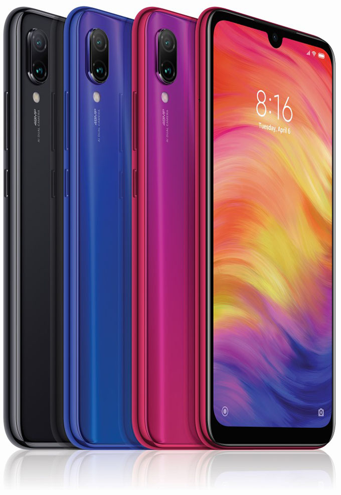 xiaomi redmi note 7 t22