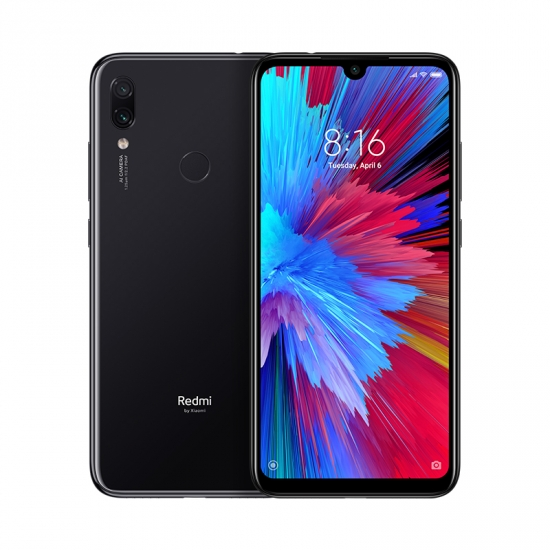 Xiaomi Redmi Note 7 okostelefon - SPACE BLACK