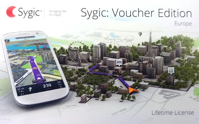 Sygic Voucher