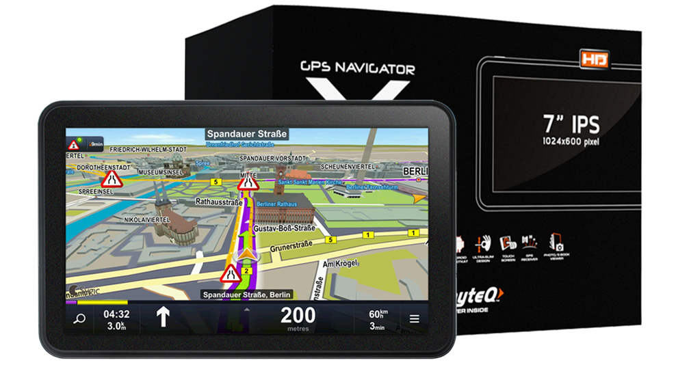 wayteq x995 max android gps box sygic