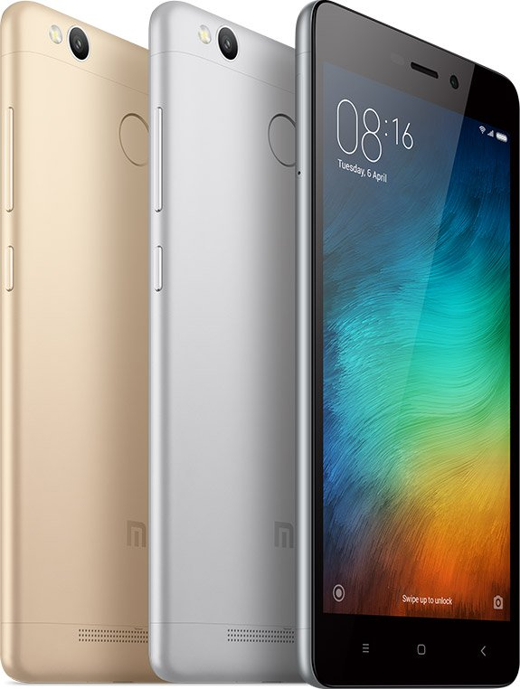 Xiaomi Redmi 3S Prime okostelefon (EU)