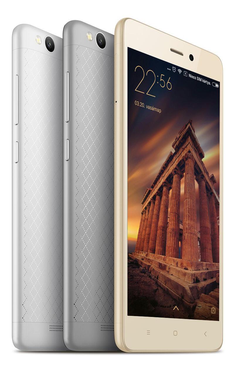 Xiaomi Redmi 3 okostelefon