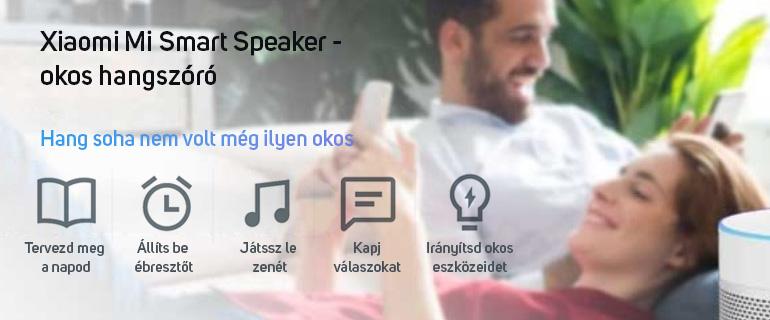 Xiaomi Mi Smart Speaker okos hangszóró